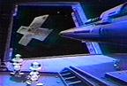 Duck Vader, Star Ship Cartoon