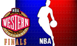 NBA Western Conference Finals